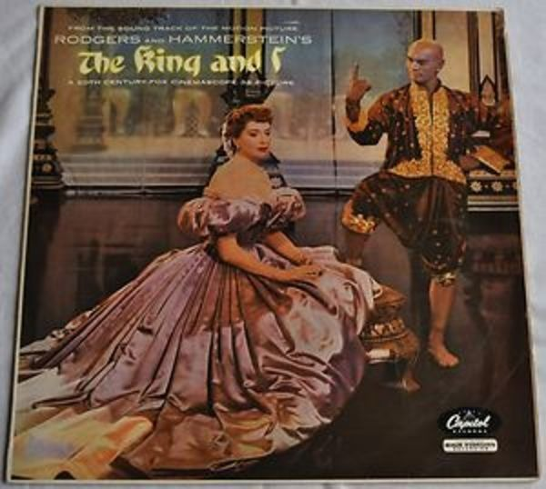 Rodgers & Hammerstein - The King And I (original Uk)