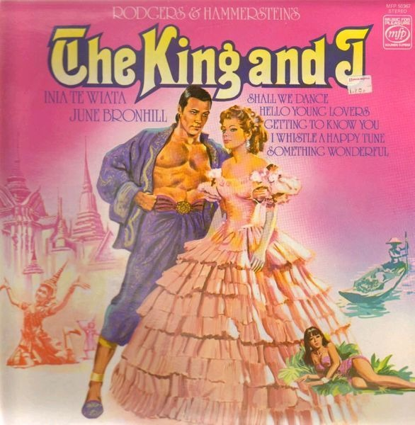 #<Artist:0x007f704ae29138> - The King and I