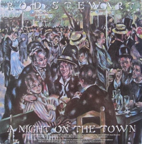 #<Artist:0x007f5c736b0068> - A Night on the Town