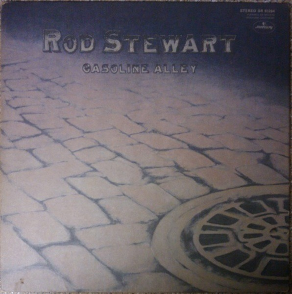 Gasoline Alley (embossed Gatefold) - Rod Stewart