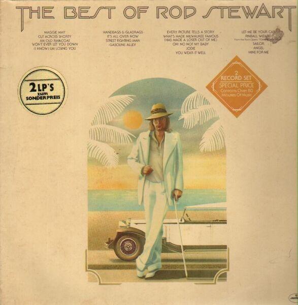 #<Artist:0x007fa7d3029cc0> - The Best Of Rod Stewart