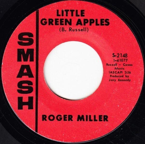 #<Artist:0x007fafbb9c5a28> - Little green apples