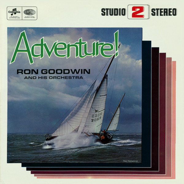 Ron Goodwin And His Orchestra Adventure!