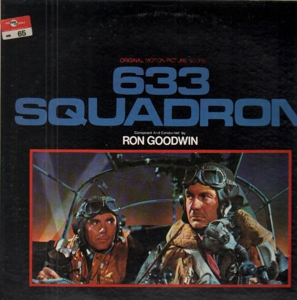 ron goodwin 633 squadron (original motion picture soundtrack)