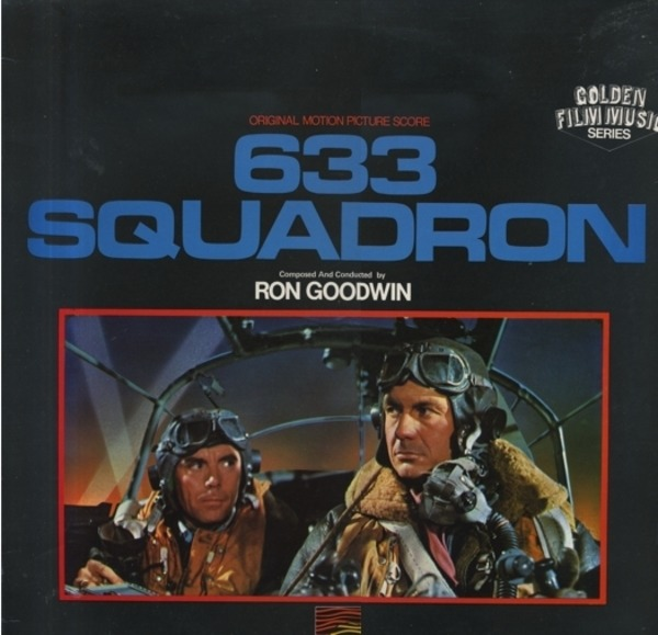 ron goodwin 633 squadron - original motion picture soundtrack (still sealed)