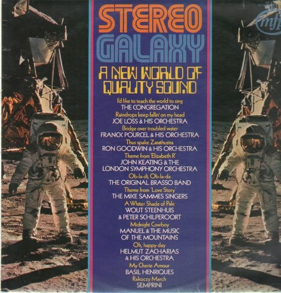 Ron Goodwin + Orchestra a.o. Stereo Galaxy: A New World Of Quality Sound
