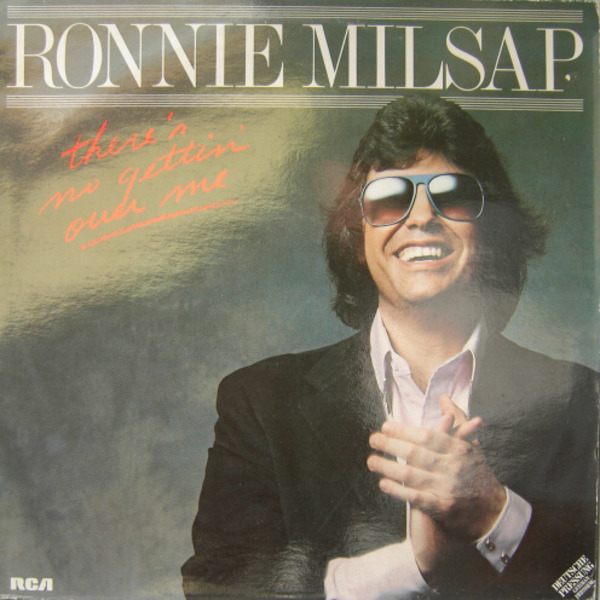 Ronnie Milsap - There's No Gettin' Over Me Album