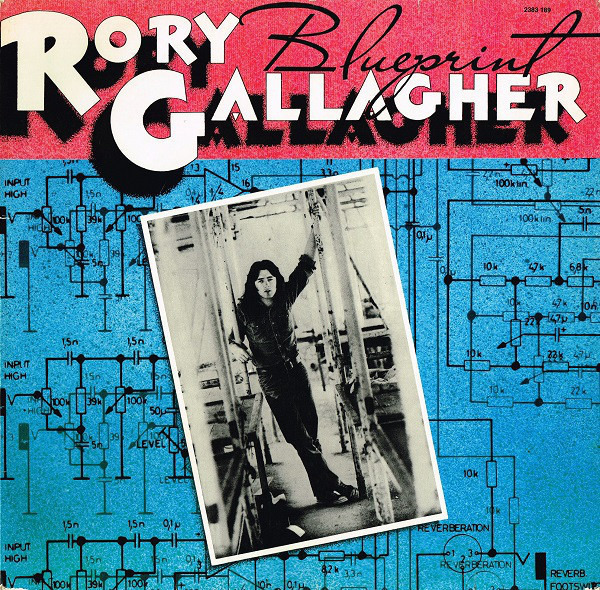 Rory gallagher blueprint records lps vinyl and cds musicstack rory gallagher blueprint malvernweather Images