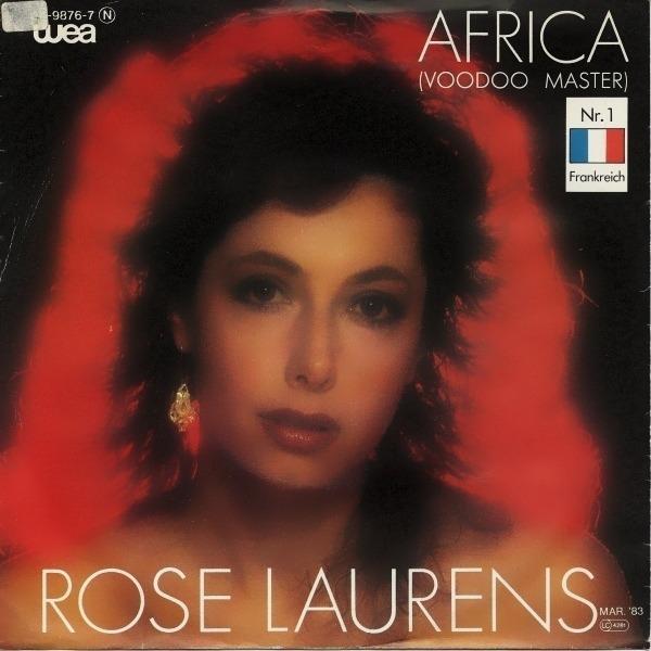 Africa Voodoo Master Rose Laurens 7 Recordsale