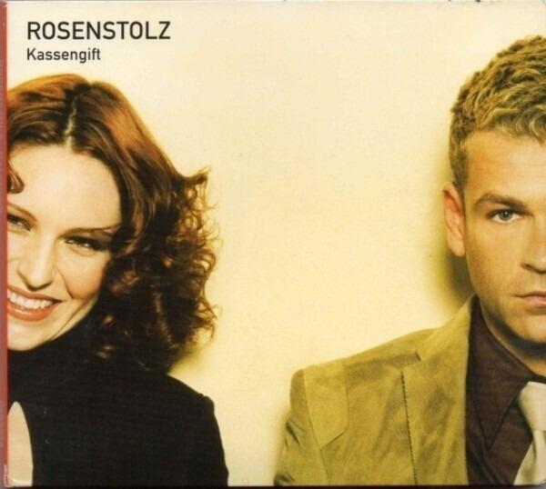 ROSENSTOLZ - Kassengift (DIGIPAK) - CD