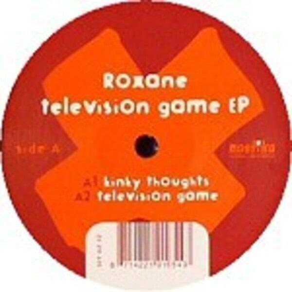 ROXANE - Television Game EP - Maxi x 1