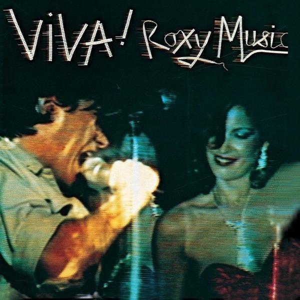 Roxy Music Viva The Live Roxy Music Album  Vinyl Records