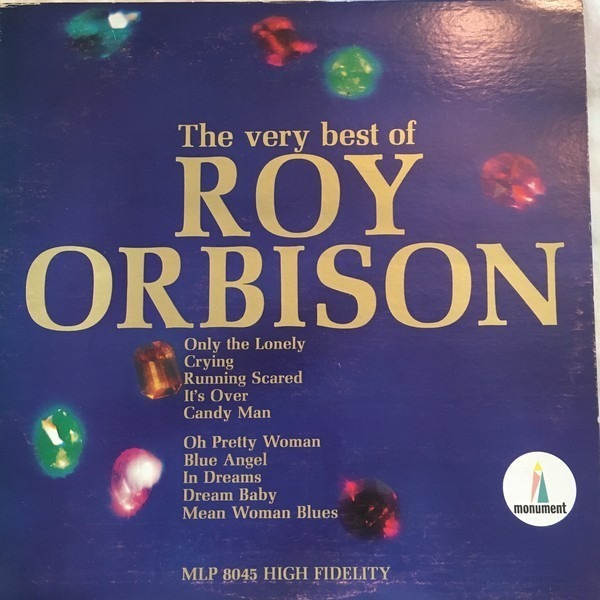 #<Artist:0x00007f81361f2d68> - The Very Best Of Roy Orbison