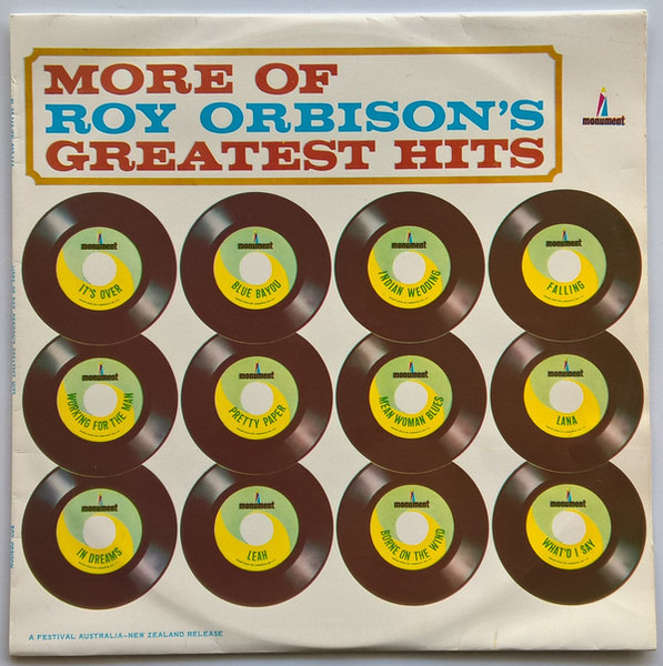 #<Artist:0x007fca430fc3e0> - More Of Roy Orbison's Greatest Hits