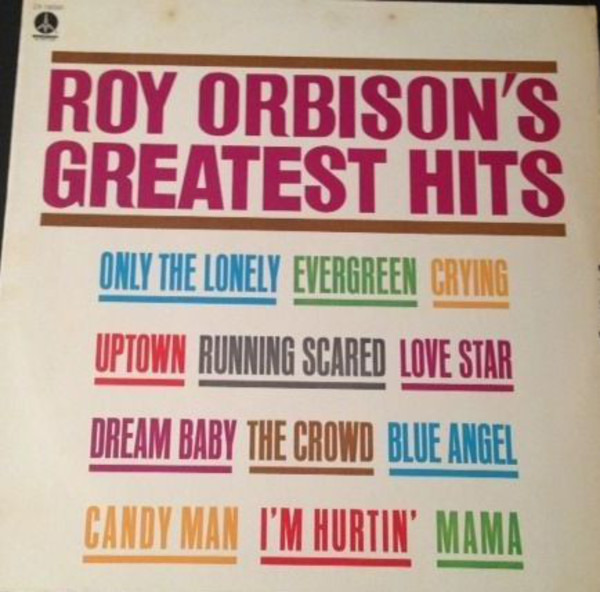 #<Artist:0x007f2185bde8d8> - Roy Orbison's Greatest Hits