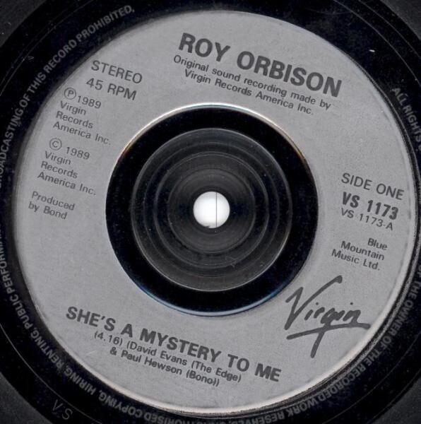 #<Artist:0x007f339145da00> - She's A Mystery To Me