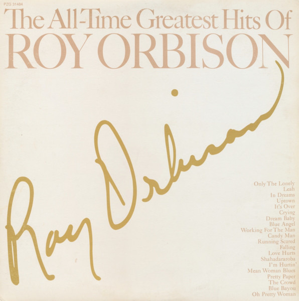 #<Artist:0x007f3bd1ffd250> - The All-time Greatest Hits Of Roy Orbison