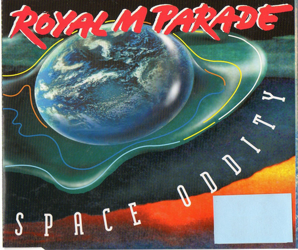 ROYAL M PARADE - Space Oddity - CD single