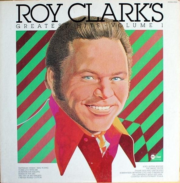 #<Artist:0x00007f811c3dcfd0> - Roy Clark's Greatest Hits Volume 1