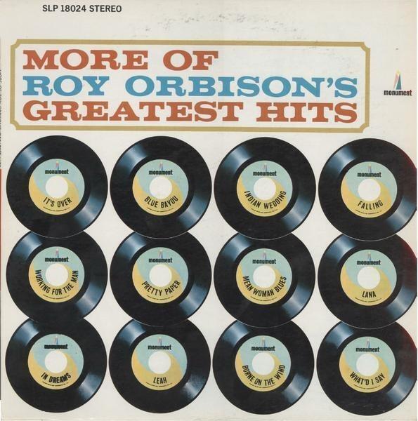 #<Artist:0x007fafd319de78> - More Of Roy Orbison's Greatest Hits