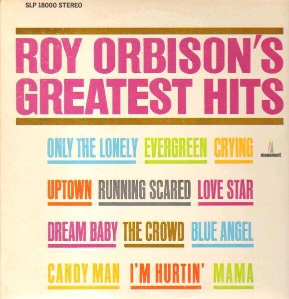 #<Artist:0x007fcf75a8b9b0> - Roy Orbison's Greatest Hits
