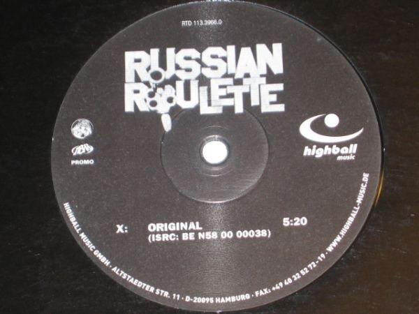Russian roulette testo italiano