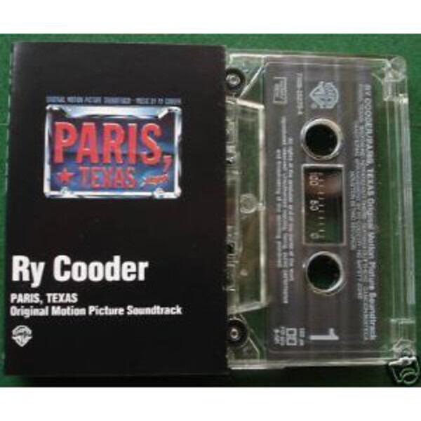 #<Artist:0x00007fd8a39080c0> - Paris, Texas - Original Motion Picture Soundtrack
