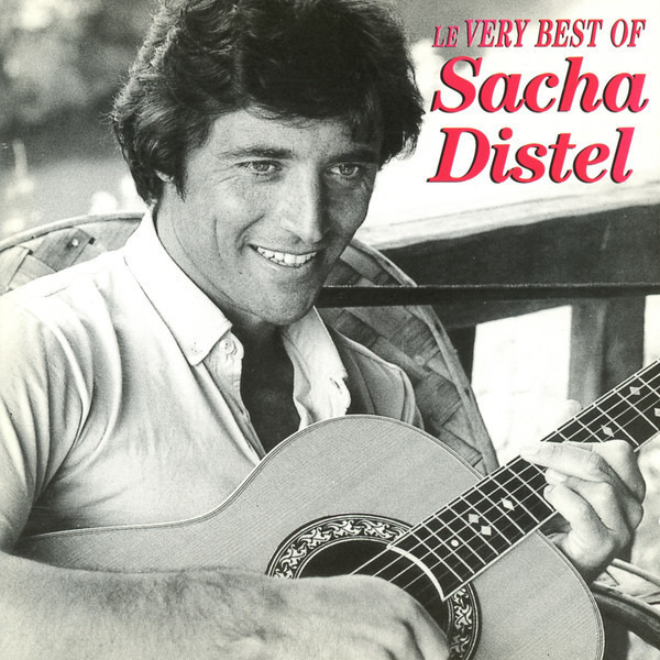 SACHA DISTEL - Le Very Best Of - CD