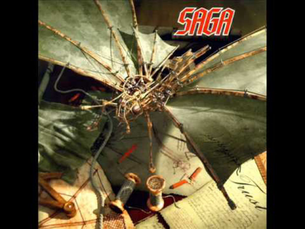 SAGA - It's Your Life - CD Maxi