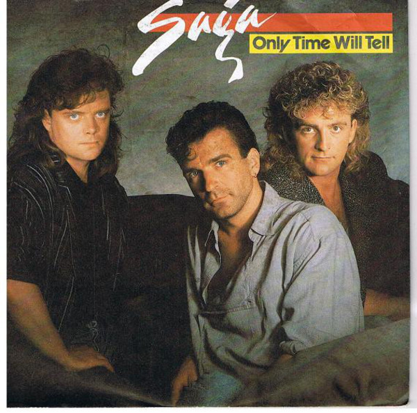 SAGA - Only Time Will Tell - 12 inch x 1
