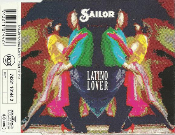 SAILOR - Latino Lover - CD single