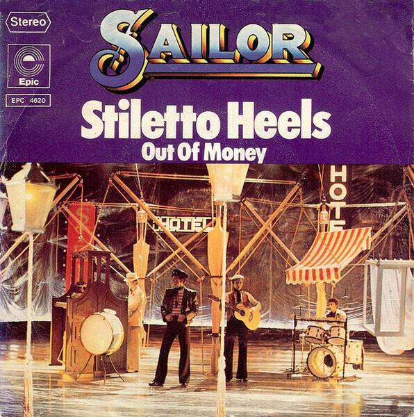 #<Artist:0x00007f8134a0c230> - Stiletto Heels