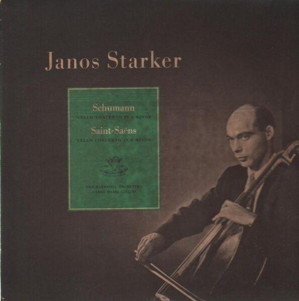 #<Artist:0x007f14a432d470> - Cello Concerto In A Minor (Janos Starker)