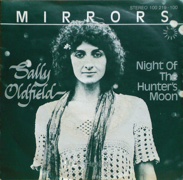 SALLY OLDFIELD - Mirrors - 7inch x 1