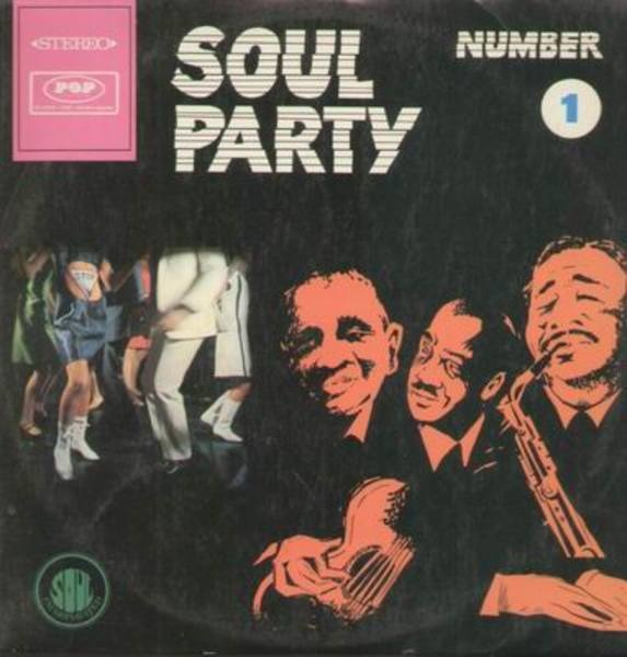 #<Artist:0x00007f651da208f8> - Soul Party Number 1