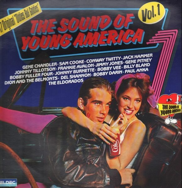 #<Artist:0x007f3d4bd14770> - The Sound of young America Vol. 1