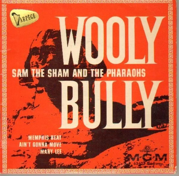 #<Artist:0x00007fce8c48c648> - Wooly Bully
