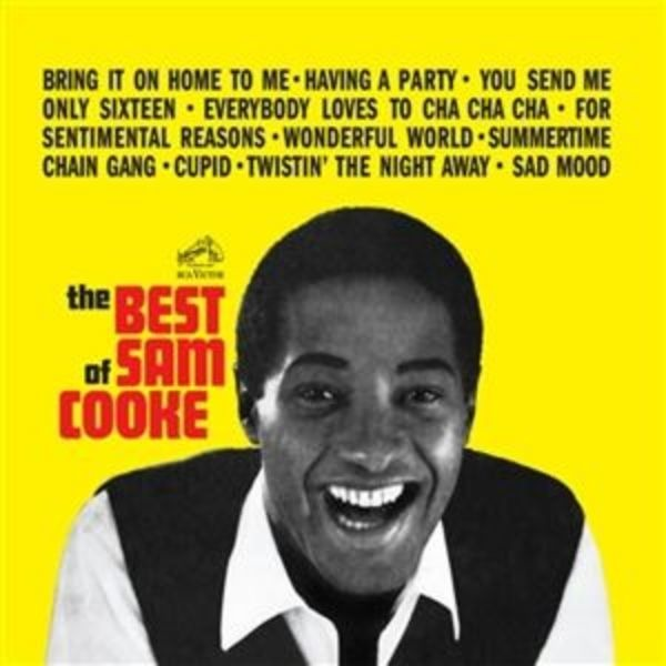 #<Artist:0x007f67135492d8> - The Best Of Sam Cooke