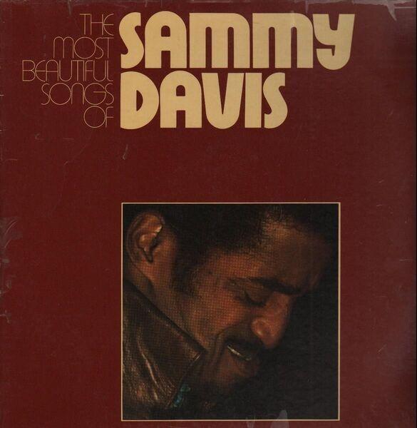 SAMMY DAVIS - The Most Beautiful Songs of - LP x 2