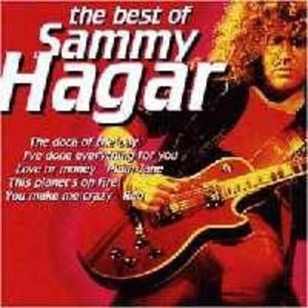 #<Artist:0x00007f4e0e7a41b8> - The Best Of Sammy Hagar