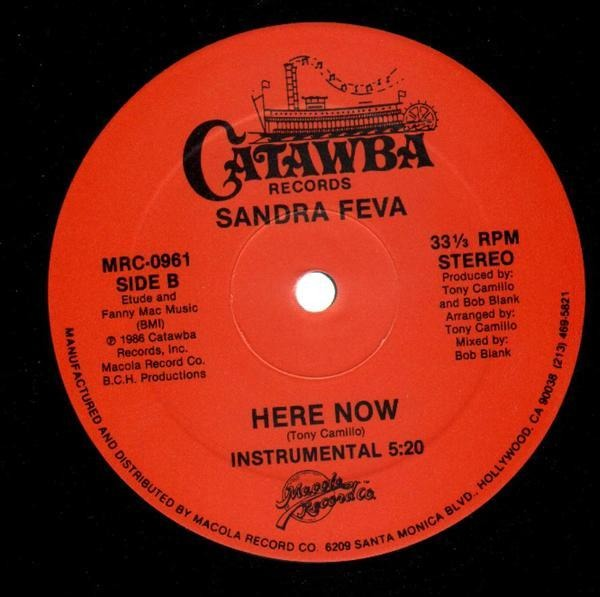 Sandra Feva Here Now