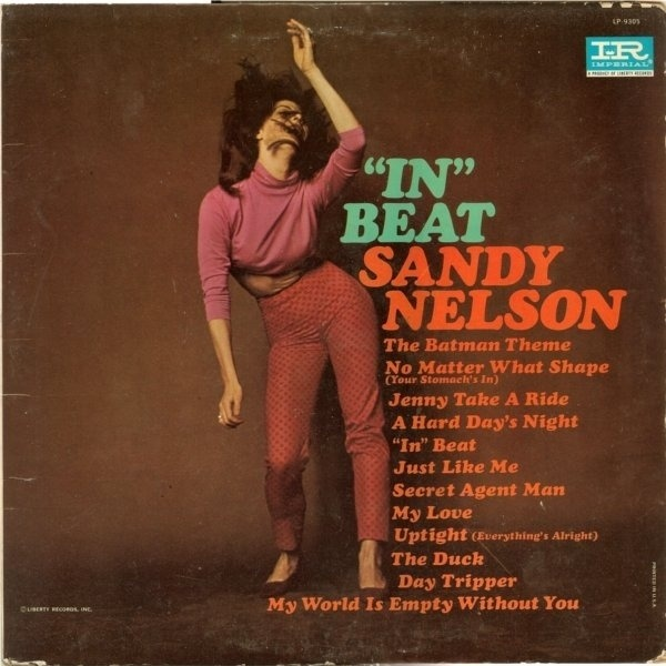 Sandy Nelson 'In' Beat