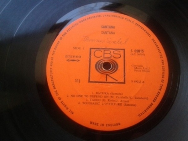 Santana Santana III (GATEFOLD)