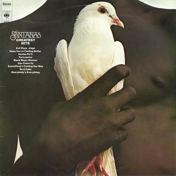 #<Artist:0x00007f813547d020> - Santana's Greatest Hits