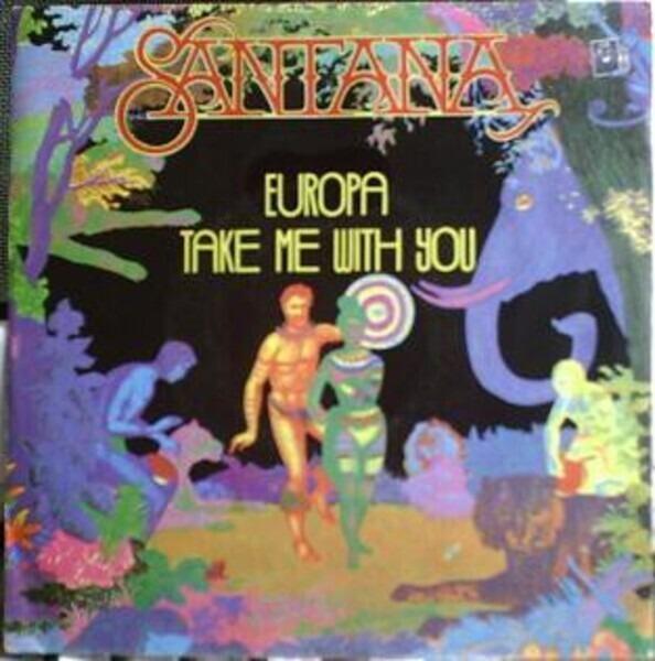 Santana Europa (Earth's Cry Heaven's Smile)