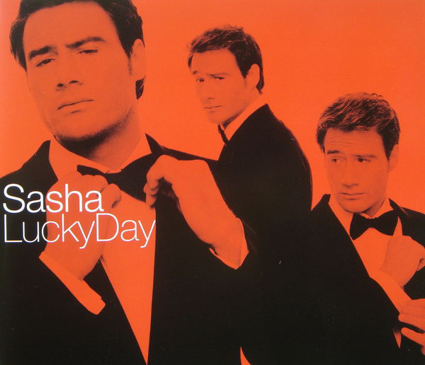 SASHA - Lucky Day - CD single