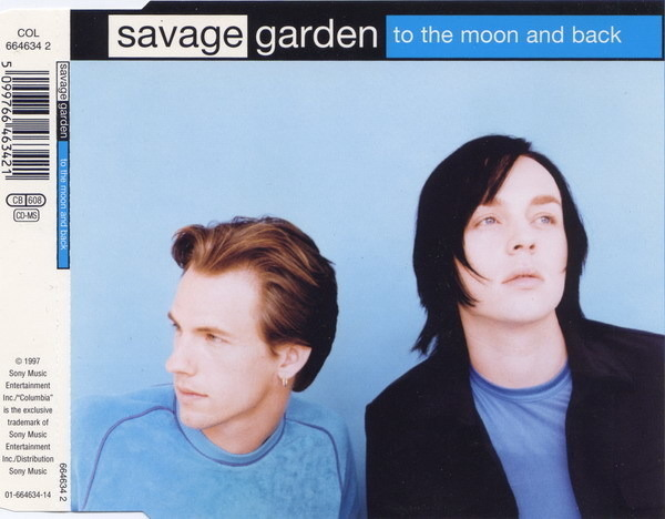 to the moon and back by savage garden cds with anchormusic ref1137769827 - Savage Garden Albums