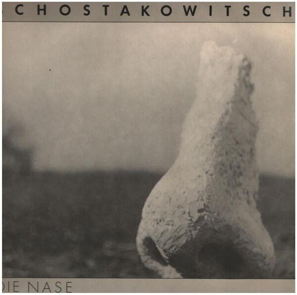 Schostakowitsch/ Moskauer Kammeroper, Roshdestwens Die Nase (WITH LIBRETTO)