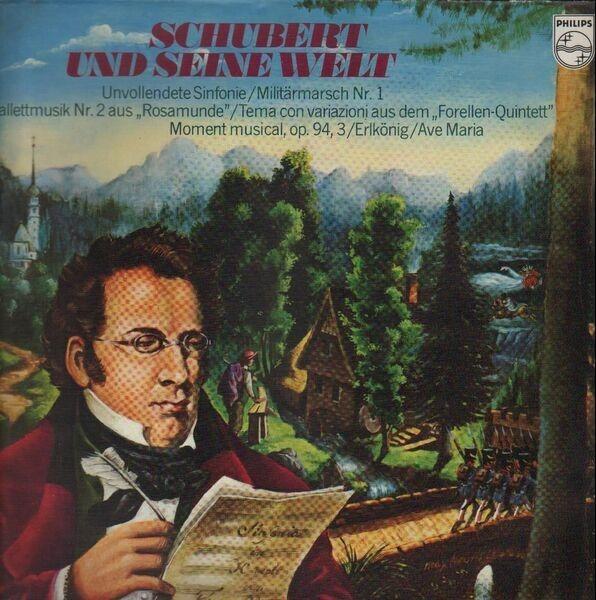 #<Artist:0x00007f651fd0fd28> - Schubert Und Seine Welt