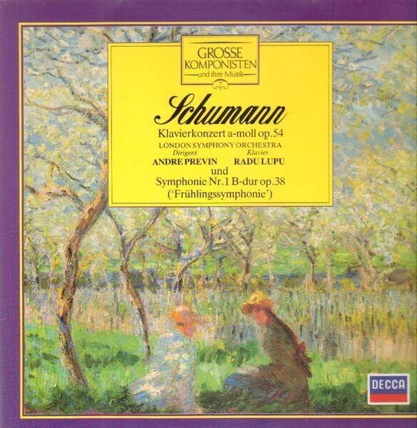 #<Artist:0x007f8228c35698> - Grosse Komponisten Und Ihre Musik 7: Klavierkonzert A-moll Op. 54